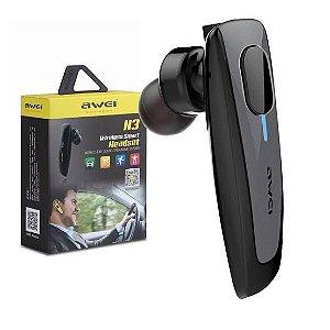 Fone de Ouvido Bluetooth AWEI N3