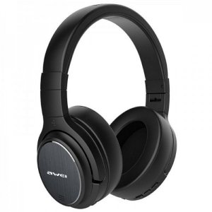 Fone de ouvido Headset Bluetooth AWEI A950 BL (Noise Cancelling)