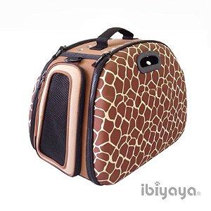 Bolsa de transporte EVA Safari estampa girafa