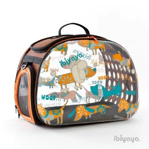 Bolsa de transporte EVA Transparente Woof