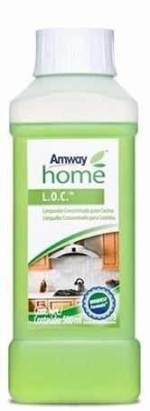 Amway Home Loc Limpador Concentrado Para Cozinha