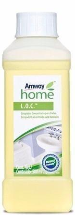 Amway Home Loc Limpador Concentrado Para Banheiro