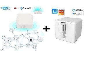 Fingerbot - robô inteligente + Gateway multimodo
