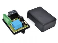 Interruptor receptor RF de 1 canal/ 127V com entrada para interruptor comum + Controle Remoto