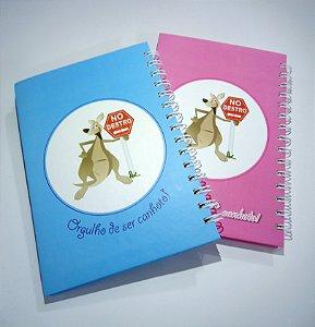 Caderno para Canhotos Infantil - Gráfica Delta