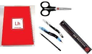 Kit Escolar para Canhotos 3
