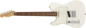 Guitarra para Canhotos FENDER 014 5223 - Player Telecaster LH PF - 515 - Polar White