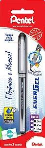 Caneta Energel SM/BL27 (0.7mm) - Pentel