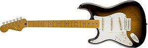 Guitarra para Canhotos FENDER 030 3009 - Squier Classic Vibe Stratocaster 50S LH - 503 - 2-Color Sunburst