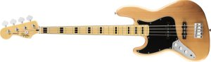 Contrabaixo para Canhotos FENDER 030 6722 - Squier Vintae Modified J. Bass LH - 521 - Natural