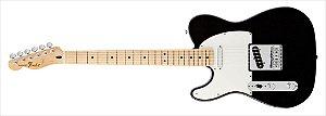Guitarra para Canhotos FENDER 014 5122 - Standard Telecaster LH - 506 - Black
