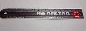 Régua para Canhotos 20 cm - No Destro