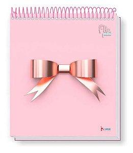 Caderno Flip Pastel 160 FLS (10 MATÉRIAS) Mod. 3