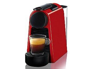 Cafeteira Essenza Mini Nespresso, Aeroquino (espumador de leite) e Porta-Cápsulas Bombonnière