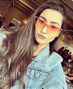 Óculos de Sol Feminino Retro Colorfull 6a4d579f1d