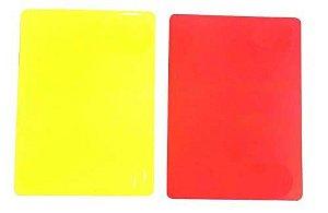Cartão de Arbitro Campo Profissional
