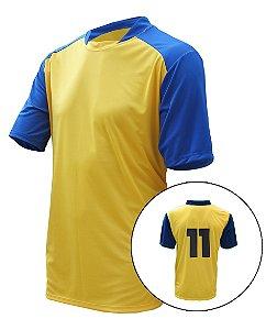 Jogo 11 Camisa de Futebol Trivela