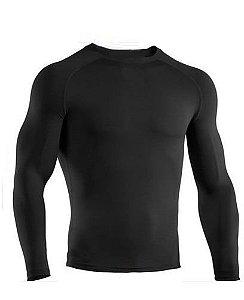 Camisa Térmica Segunda Pele Para Frio