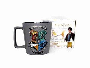 Caneca Cerâmica Buck 400ml Zona Criativa Hogwarts