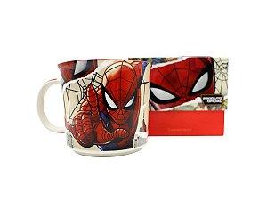 Caneca Cerâmica 350ml Zona Criativa Spider HQ Páginas
