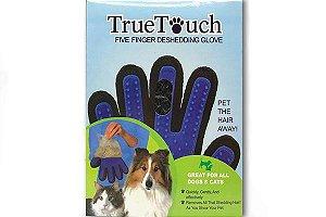 Luva TrueTouch Nano Magnética Para Cães e Gatos