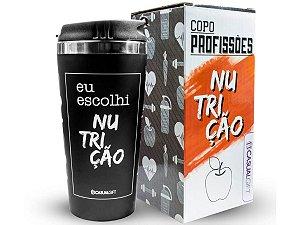 COPO TÉRMICO 450ML CASUAL GIFIT EU ESCOLHI NUTRIÇÃO