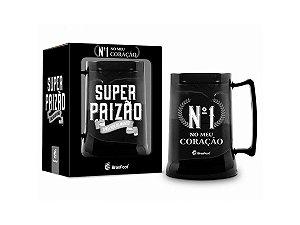 CANECA GEL 300ML BRASFOOT TEMAS - SUPER PAIZÃO