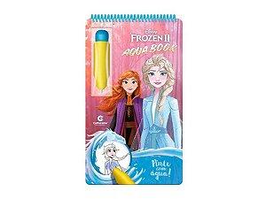 Aqua Book Disney Frozen - Livro Colorir Com Água