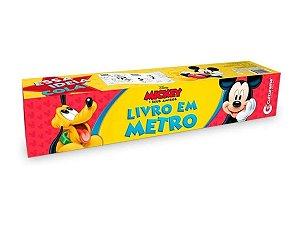 Livro Em Metro - Mickey e Amigos