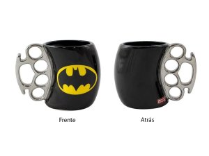 Caneca Soco Inglês 350ml Zona Criativa Batman