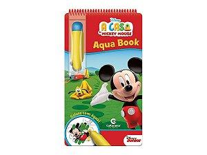 Aqua Book Mickey - Livro Colorir Com Água