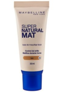 Base Maybelline Super Natural Mat 30ml