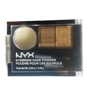 Kit Sobrancelha Nyx Eyebrow Cake Powder Cor Blonde
