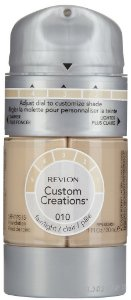 Base Revlon Custom Creations 30ml FPS 15 Cor 010 Light