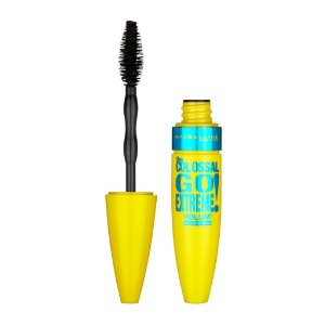 Máscara Maybelline The Colossal Go Extreme Volum Waterproof
