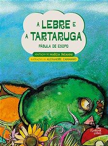 A lebre e a tartaruga: fábula de Esopo