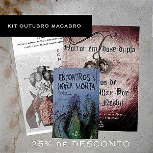 OUTUBRO MACABRO - 25% de desconto