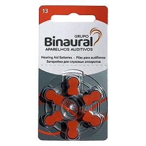 Pilha Binaural 13