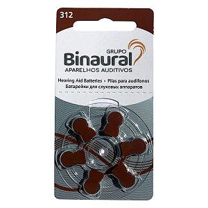 Pilha Binaural 312