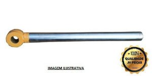 Haste do Cilindro Hidraulico Lança Retroescavadeira Case 580L 580M
