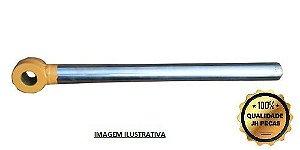 Haste do Cilindro Hidraulico Giro Retroescavadeira Case 580L