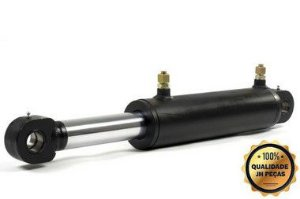 Cilindro Hidraulico Curso 530mm - 5 TN - Para Carreta Basculante