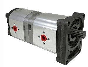 BOMBA HIDRÁULICA PRINCIPAL E DIREÇÃO VALTRA / VALMET 700 / 800 / 900 / BF65 / BF75 / A750 / A950 - F000510609