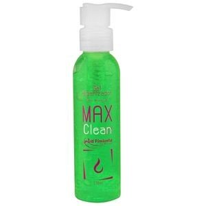 MAX CLEAN GEL HIGIENIZADOR 120ML