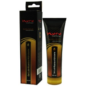 NURU GOLD GEL LUBRIFICANTE 60ML