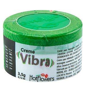 VIBRA CREME 3,5GR ELETRIZANTE UNISSEX