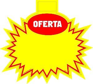 SPLASH OFERTA CENTRAL com aba 23x27cm