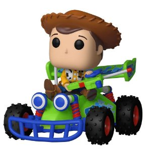Funko POP Woody with RC - Toy Story #56