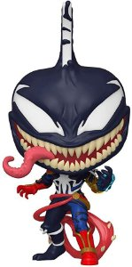 Funko POP Capitã Marvel Venomizada - Venom #599