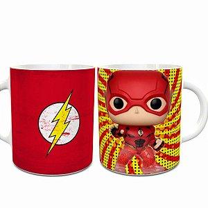Caneca de porcelana Funko Pop The Flash - 211301